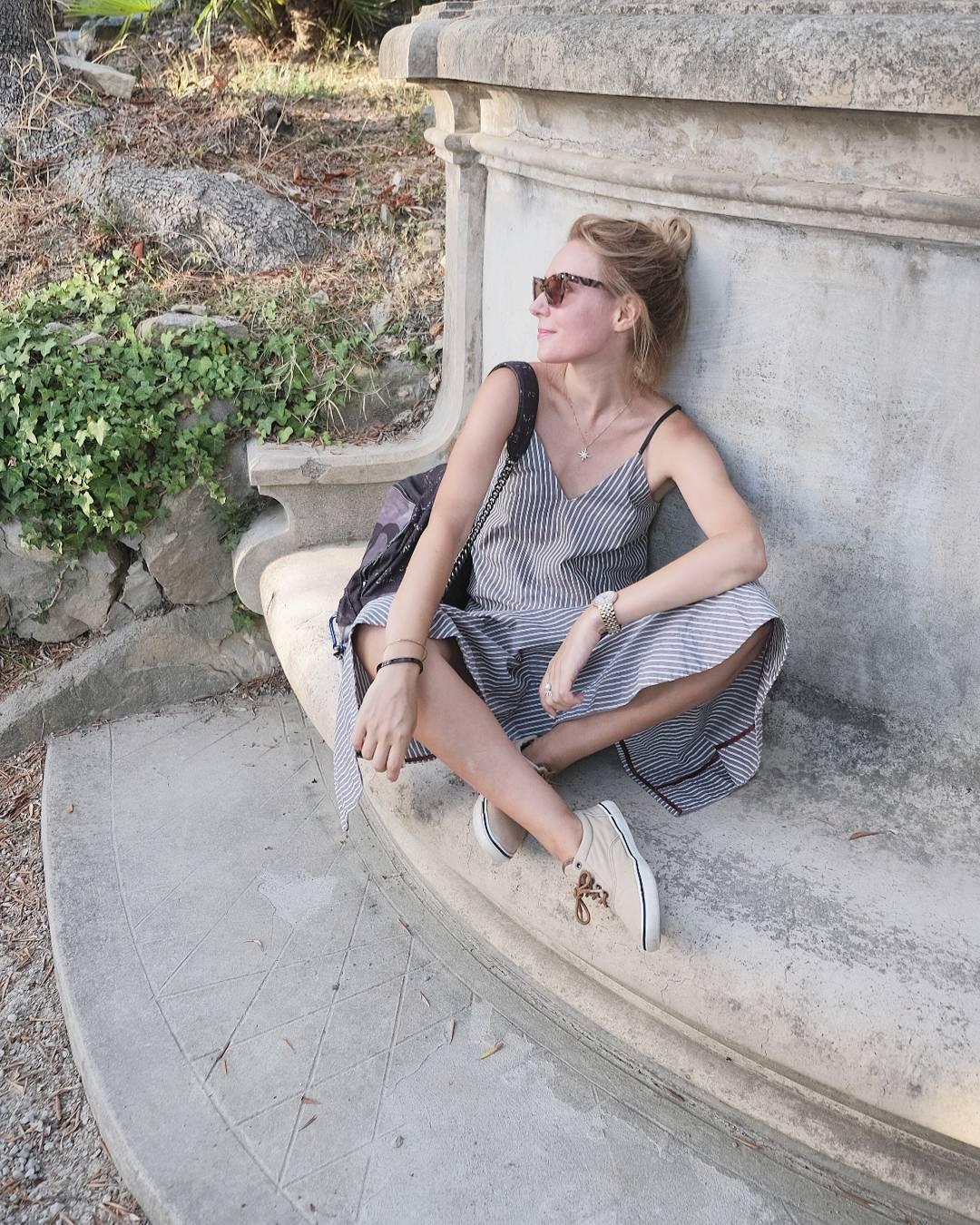 Chilling in Monets favorite gardens of Bordighera Soon on stogovacomhellip