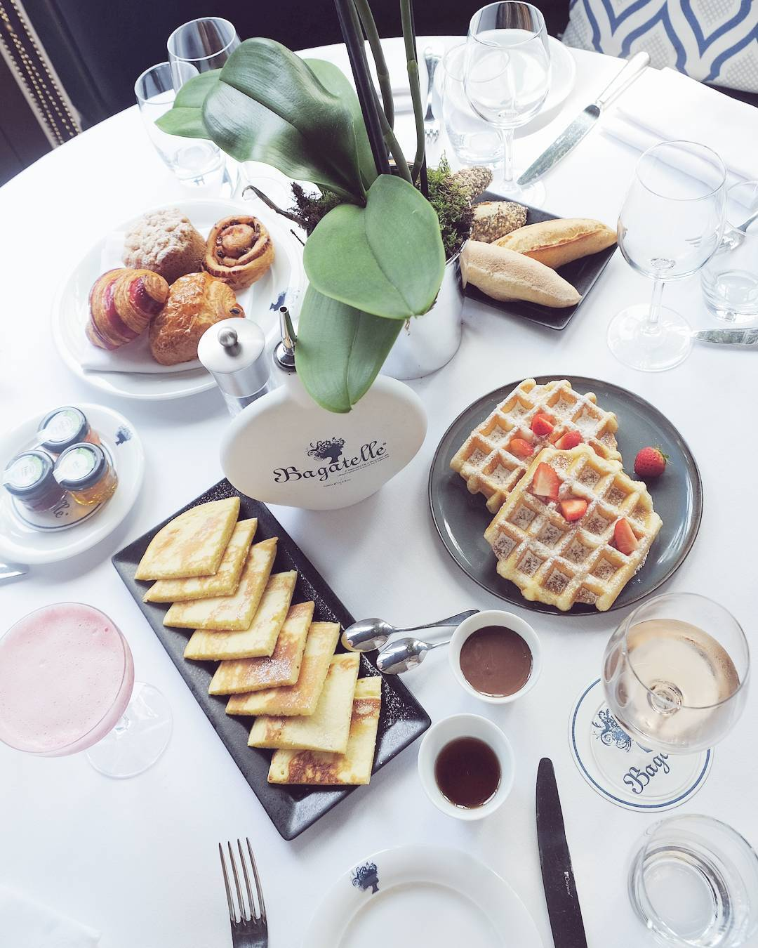 Sunday brunch is another reason to love weekends  bagatellemontecarlohellip