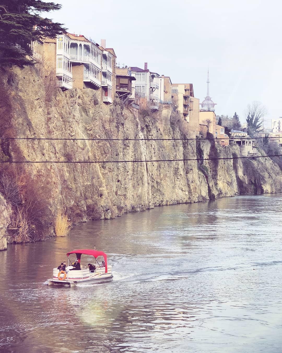 This city views tbilisi georgia     hellip